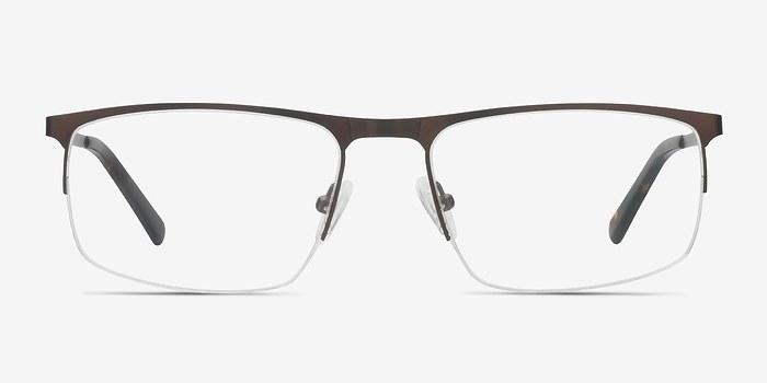 Brown Wayne -  Metal Eyeglasses