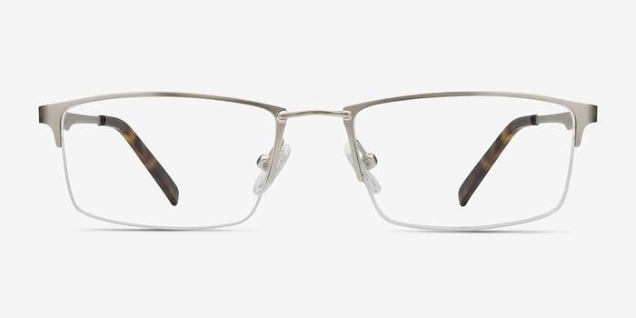 Silver Furox -  Metal Eyeglasses