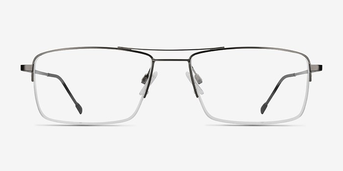 Gunmetal Creel -  Metal Eyeglasses