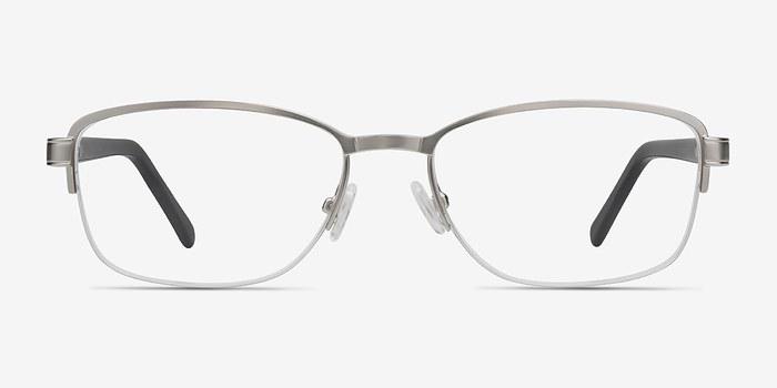 Silver Slice -  Acetate Eyeglasses