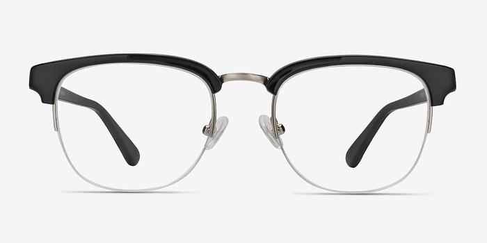 Black  Genbu -  Acetate Eyeglasses