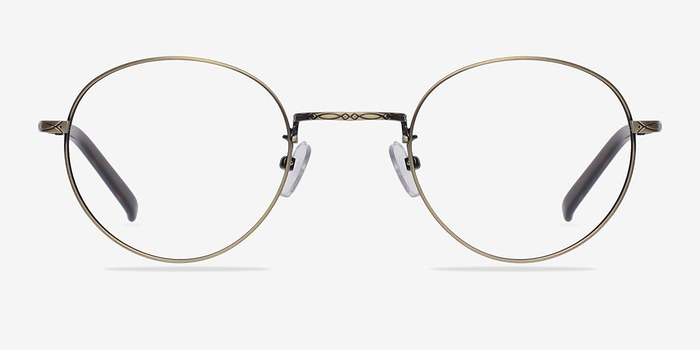 Bronze Amsterdam -  Fashion Metal Eyeglasses