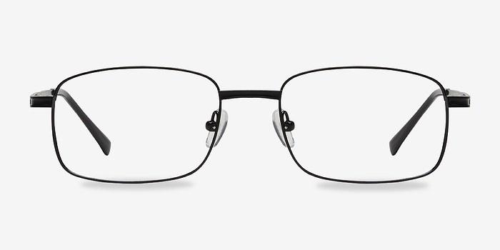 Black Jerauld -  Classic Metal Eyeglasses