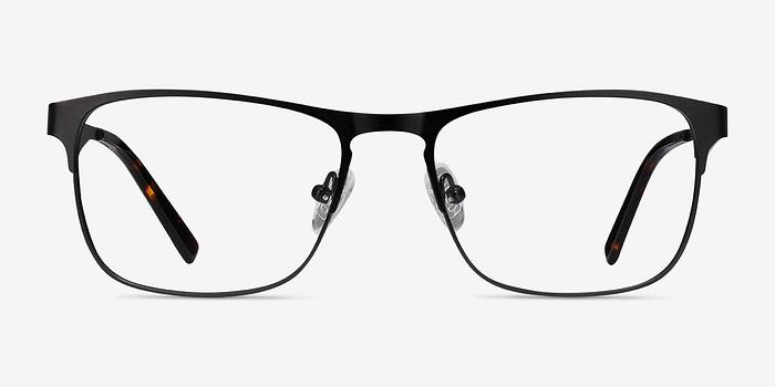 Black Bethnal Green -  Metal Eyeglasses