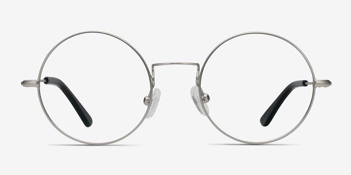 Silver Someday -  Vintage Metal Eyeglasses