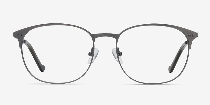 Gunmetal Phenomena -  Metal Eyeglasses