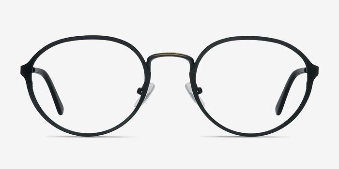 Black Come Around -  Geek Metal Eyeglasses