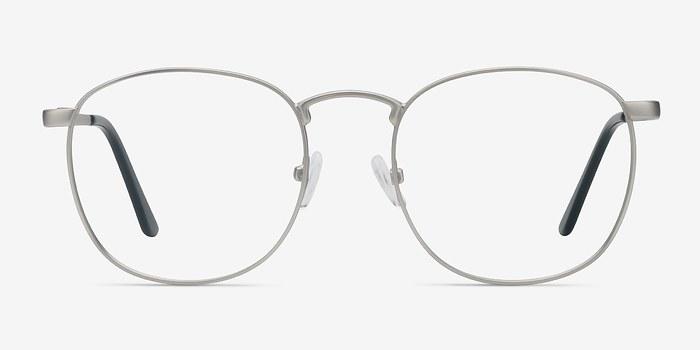 Silver St Michel -  Vintage Metal Eyeglasses
