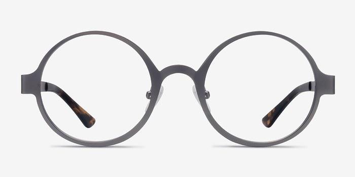 Gunmetal Afternoon -  Fashion Metal Eyeglasses