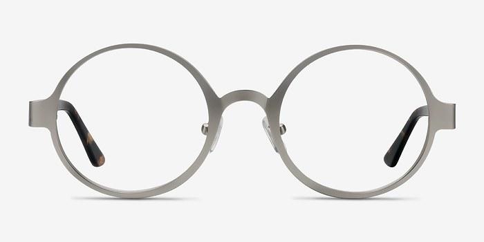 Silver Afternoon -  Fashion Metal Eyeglasses