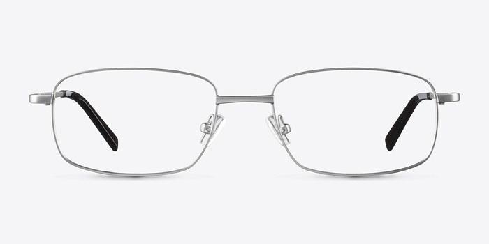 Silver Bryce -  Metal Eyeglasses