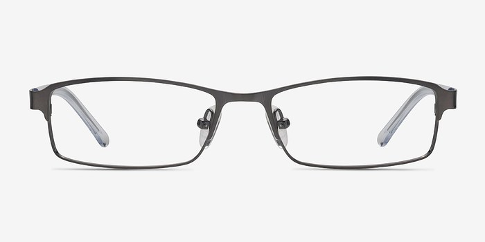 Gunmetal Olsen -  Metal Eyeglasses