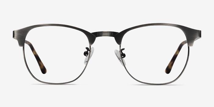 Gunmetal Ferrous -  Metal Eyeglasses