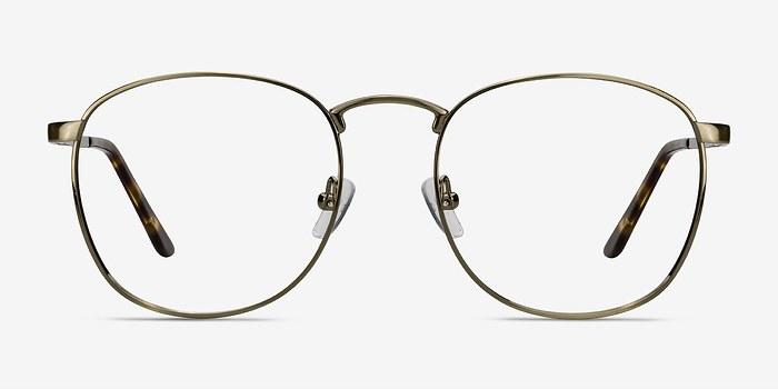 Bronze ST Michel -  Classic Metal Eyeglasses