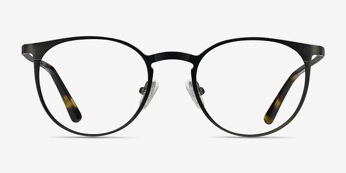 Green Radius -  Metal Eyeglasses