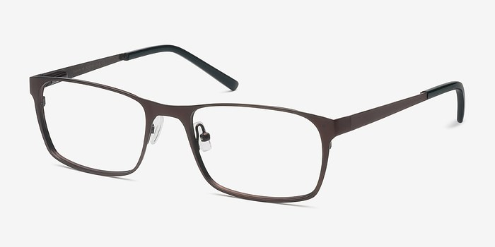 Glasses Frame Repair Dublin : Dublin Coffee Metal Eyeglasses EyeBuyDirect