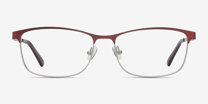 Red Ashlyn -  Metal Eyeglasses