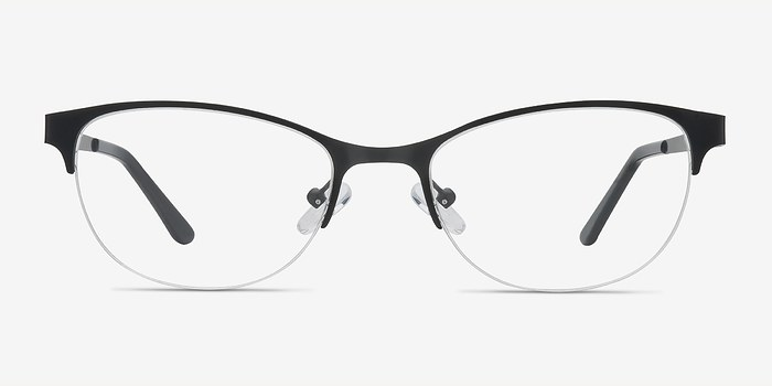 Black Melody -  Metal Eyeglasses