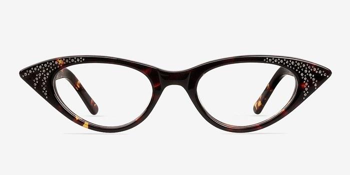 Tortoise Rock! Deborah -  Fashion Acetate Eyeglasses