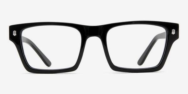 Black ROCK! Mike -  Geek Acetate Eyeglasses