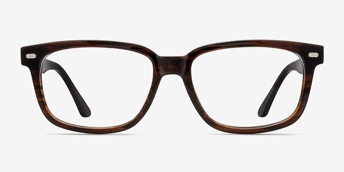 Brown John -  Classic Acetate Eyeglasses