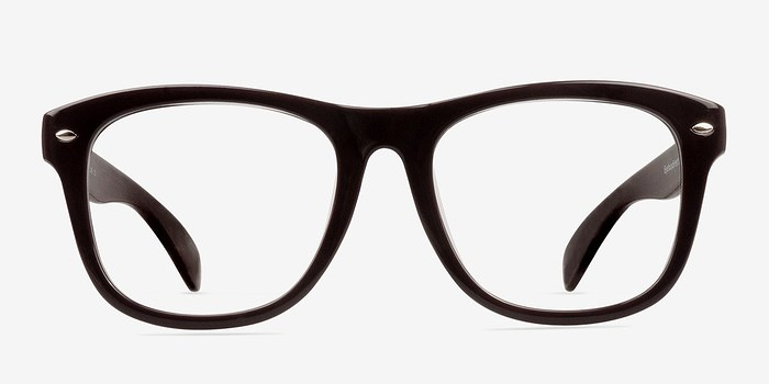 Cordovan Myrtle -  Lightweight Plastic Eyeglasses