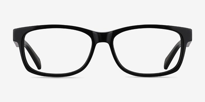 Black Kyle -  Classic Acetate Eyeglasses