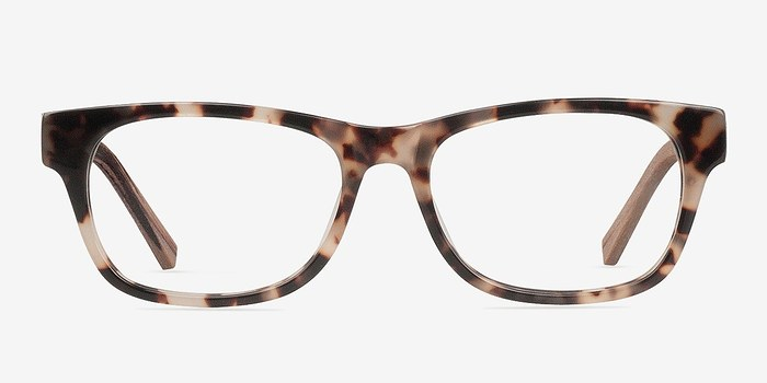 Brown/Tortoise Willow -  Fashion Wood Texture Eyeglasses