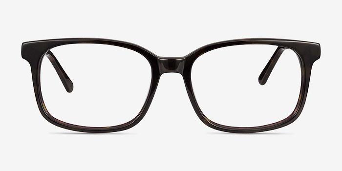 Brown/Tortoise Claudia -  Fashion Acetate Eyeglasses