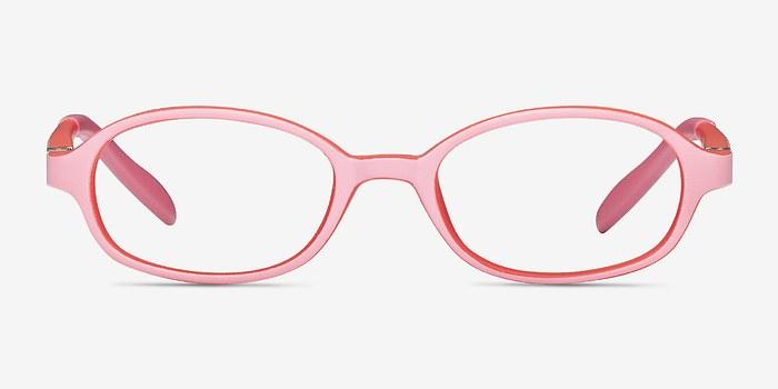 Rose/Rouge Shelli -  Légères Plastique Lunettes de Vue