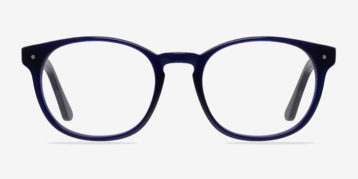 Navy Midnight -  Fashion Acetate Eyeglasses