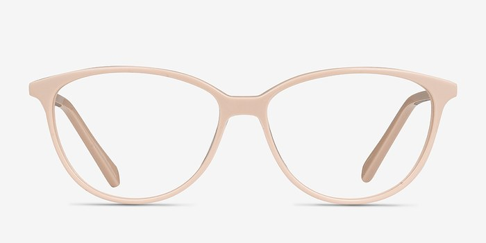 Light pink Coco -  Classic Acetate Eyeglasses