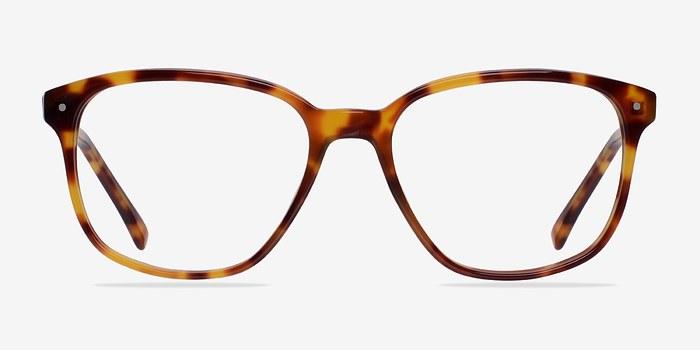 Tortoise Lisbon -  Designer Acetate Eyeglasses