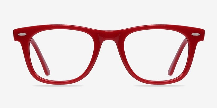 Raspberry Blizzard -  Colorful Acetate Eyeglasses