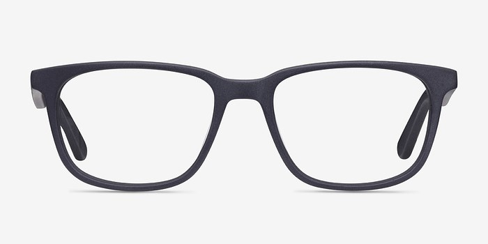 Matte Navy Bristol -  Fashion Acetate Eyeglasses