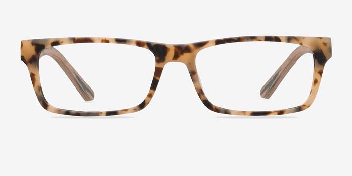 Matte Tortoise Cambridge -  Fashion Plastic Eyeglasses