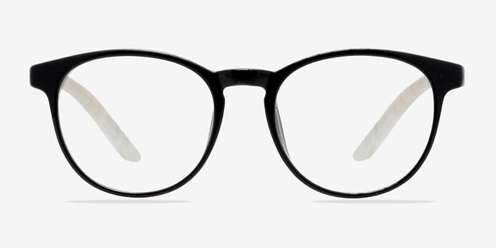 Clear/Black Little Chilling -  Classic Plastic Eyeglasses