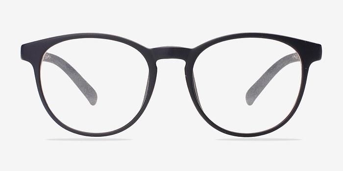 Matte Navy Little Chilling -  Classic Plastic Eyeglasses