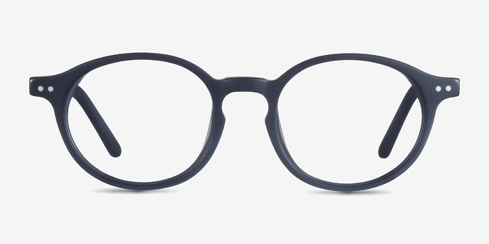 Navy  Sophie -  Acetate Eyeglasses