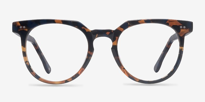 Blueberry Tea Atmosphere -  Colorful Acetate Eyeglasses