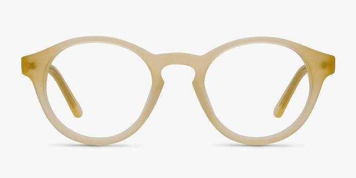 Matte Yellow  Dreamy -  Acetate Eyeglasses