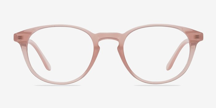 Pink Sea Breeze -  Colorful Plastic Eyeglasses