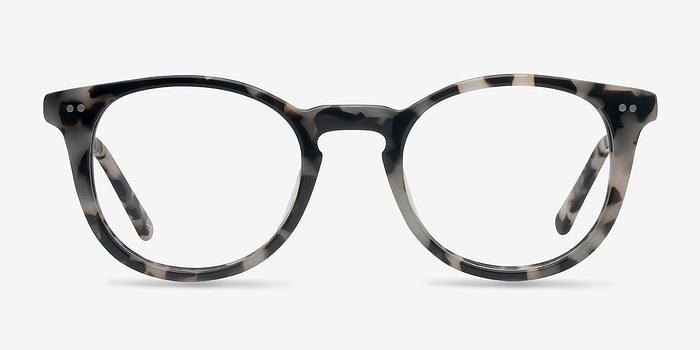 Flecked Ivory Aurora -  Designer Acetate Eyeglasses