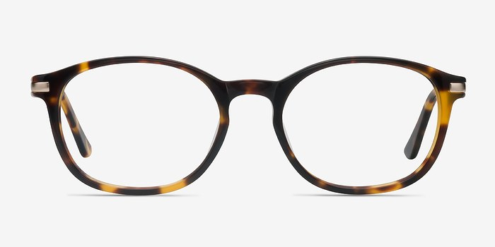 Tortoise New Bedford -  Acetate Eyeglasses