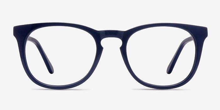 Navy Providence S -  Classic Acetate Eyeglasses