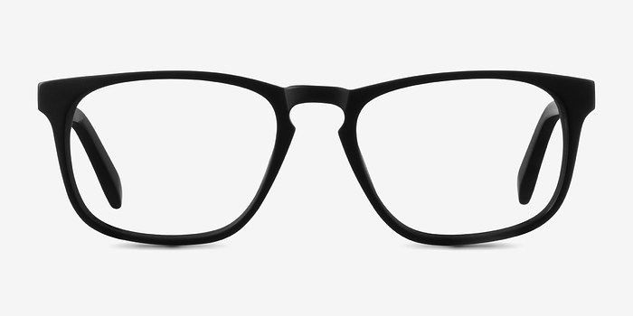 Matte Black Rhode Island M -  Geek Acetate Eyeglasses