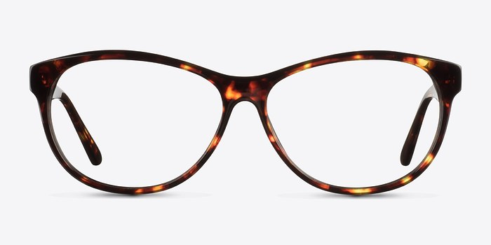 Tortoise Sofia -  Vintage Acetate Eyeglasses