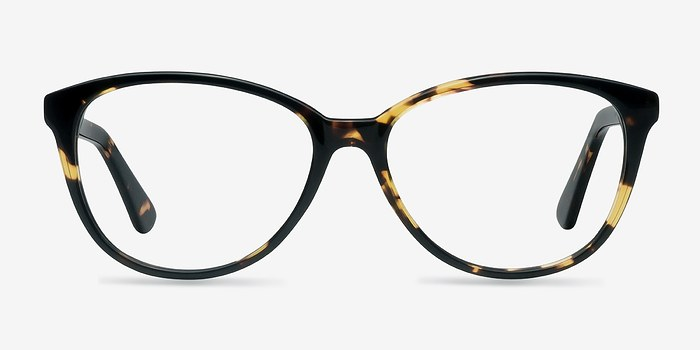 Tortoise Hepburn M -  Fashion Acetate Eyeglasses