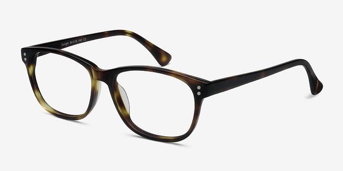 EyeBuyDirect Delight Tortoise Women Acetate Eyeglasses