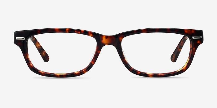 Tortoise Fairmount -  Classic Acetate Eyeglasses